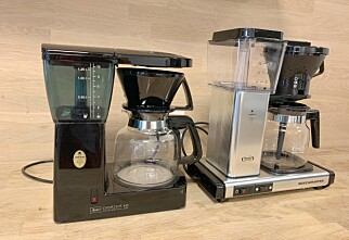 Billig mot dyr kaffetrakter