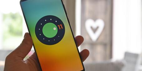 Dette er nytt i Android 11