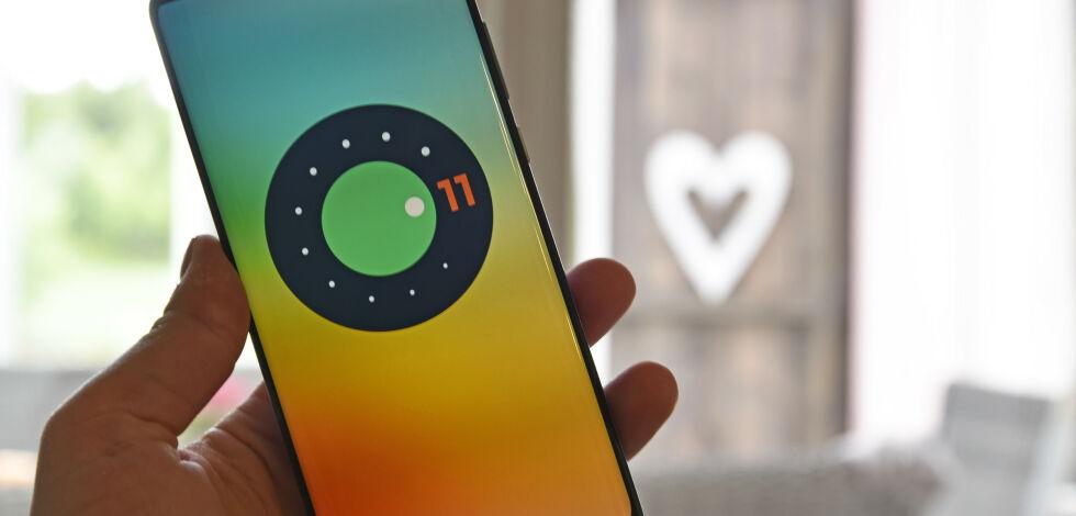 image: Dette er nytt i Android 11