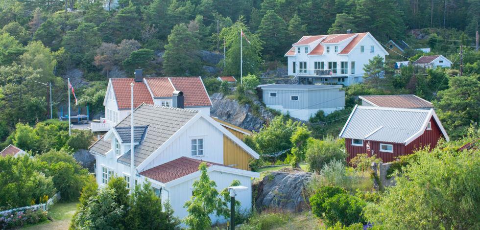 image: Forbrukere får ikke boligrenten Norges Bank anslår