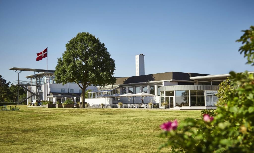 DANSK HOTELL: Comwell Köge Strand er et av hotellene Apollo nå vil sende nordmenn på pakkereise, med sitt eget charterfly. Men husk at du også kan bestille overnatting her direkte fra hotellets egen nettside. Foto: Apollo