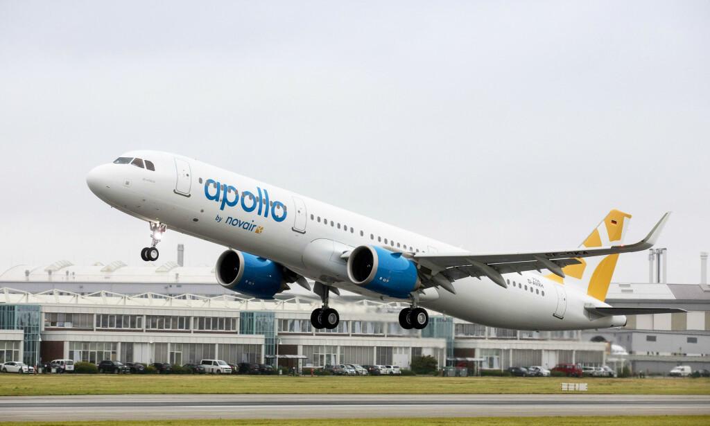 PAKKETUR TIL DANMARK: Apollo lanserer nå charterreiser til Danmark. Reisene vil foregå med Apollos flyselskap Novair. Foto: Apollo