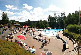 Nå åpner badeland og bassenger