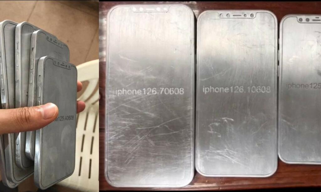 image: iPhone 12: Designet avslørt?