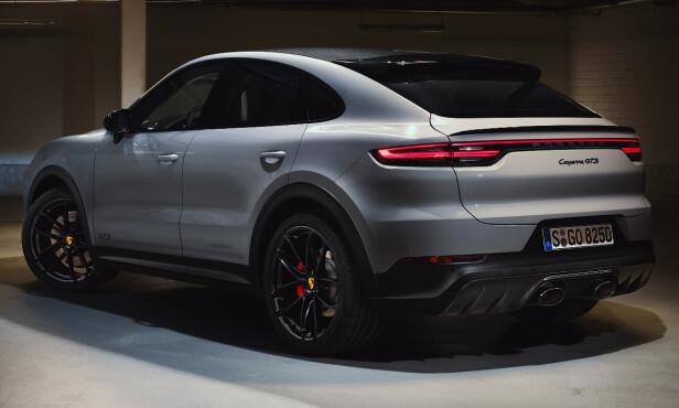MER KJØREGLEDE: GTS står 20 mm lavere på hjula enn øvrig program. Foto: Porsche