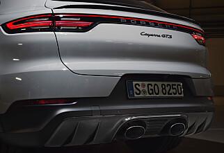 Porsche er tilbake med V8