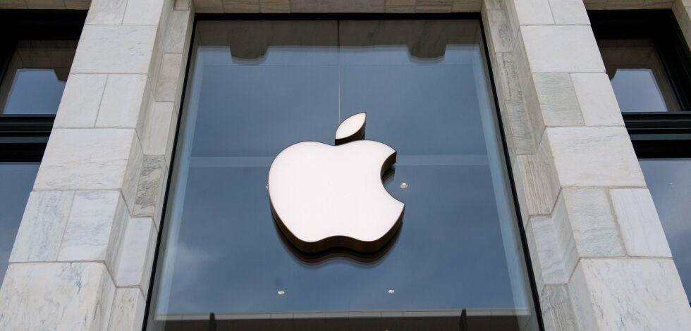 image: EU åpner sak mot Apple-tjenester