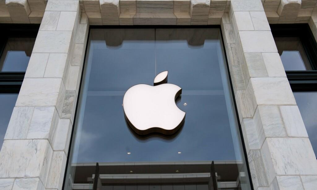 TAR OPPGJØR: Vil ikke lenger tillate benevnelser i koden som kan oppfattes rasistiske. Foto: Apple