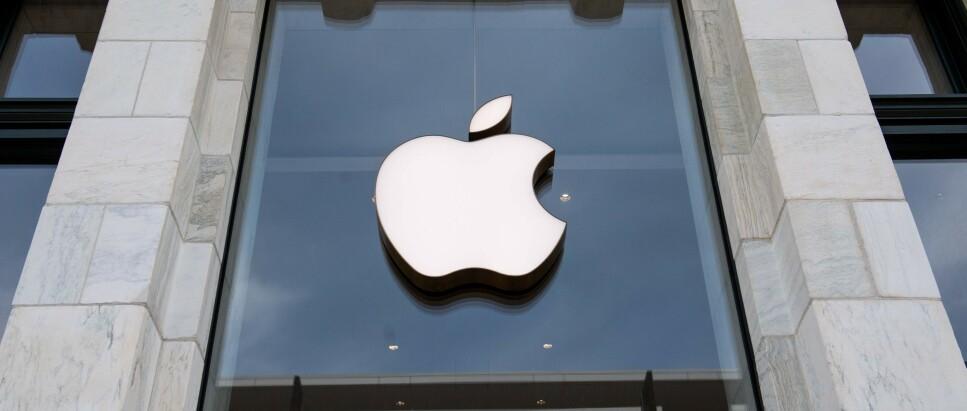 UNDERSØKES: App Store og Apple Pay må finne seg i å bli gransket av EU-kommisjonen. De skal vurdere om selskapets praksis rundt betalingstjenester som lastes ned fra App Store og mobiltebetalingstjenesten Apple Pay, er i strid med konkurranselovgivningen. Foto: NTB scanpix