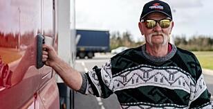 <strong>VENNLIG, MEN BESTEMT:</strong> Leder Jan Arne Laberget for YTF Logistikk oppfordrer medlemmene til å vise hensyn overfor uerfarne campingturister. Foto: YTF
