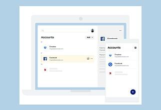 Dropbox lanserer passordtjeneste