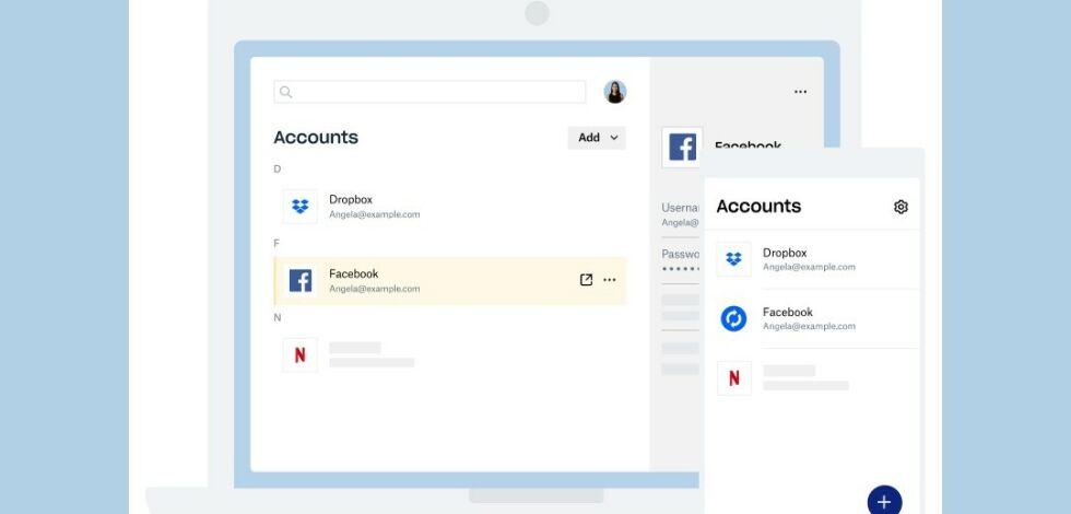 image: Dropbox lanserer passordtjeneste