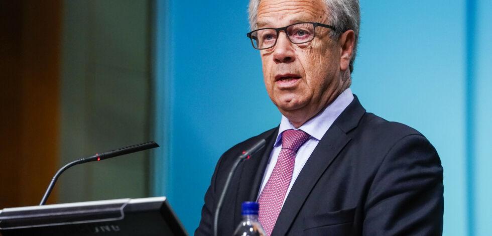 image: Sentralbanken setter sommerrenta