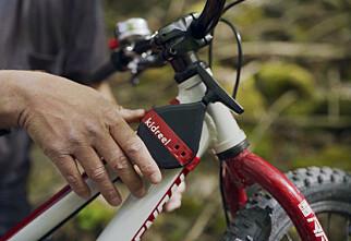 Skal gjøre det enklere å sykle med barn