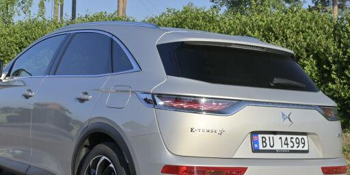 image: Spennende «luksusbil»