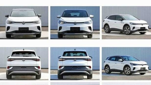<strong>ENKEL:</strong> Fronten kunne ikke vært enklere. Vi håper en fremtidig R-modell får fake luftinntak i stil med noen av skissene vi har sett av bilen. Foto: VWIDTalk