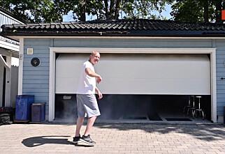 Er dette norges råeste garasje?