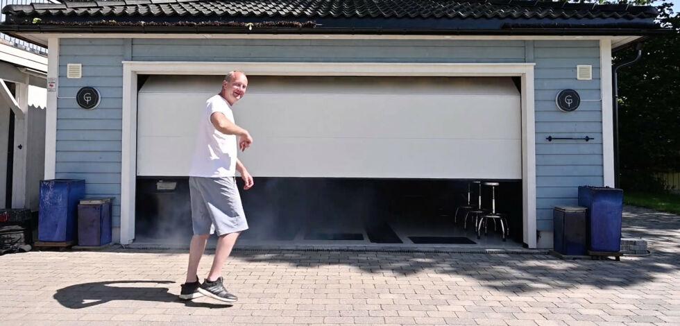 image: Er dette norges råeste garasje?
