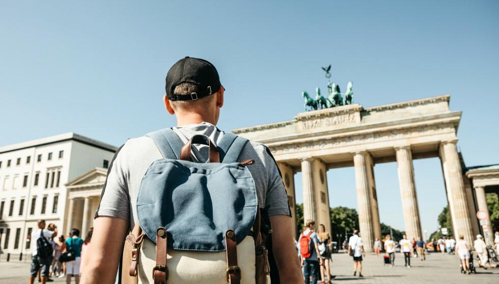 FRITT FRAM, MEN...: Tyskland har åpnet grensene sine for innreise, men reiserådene gjelder fortsatt, og det kan få konsekvenser for deg dersom du velger å reise likevel. Les mer i saken under. Foto: Shutterstock/NTB Scanpix.