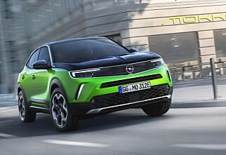 Blir dette Opels bestselger?