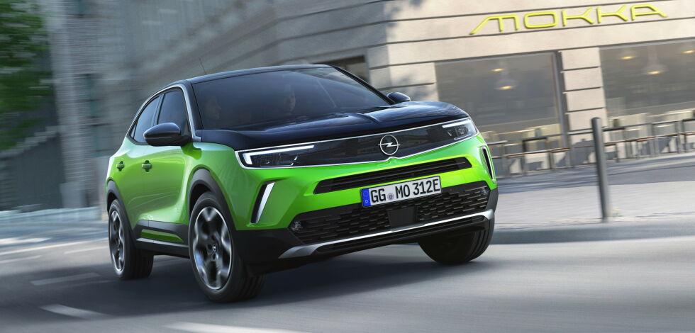 image: Blir dette Opels bestselger?