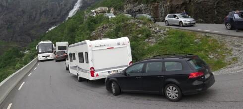 Hit kjører turistene i sommer