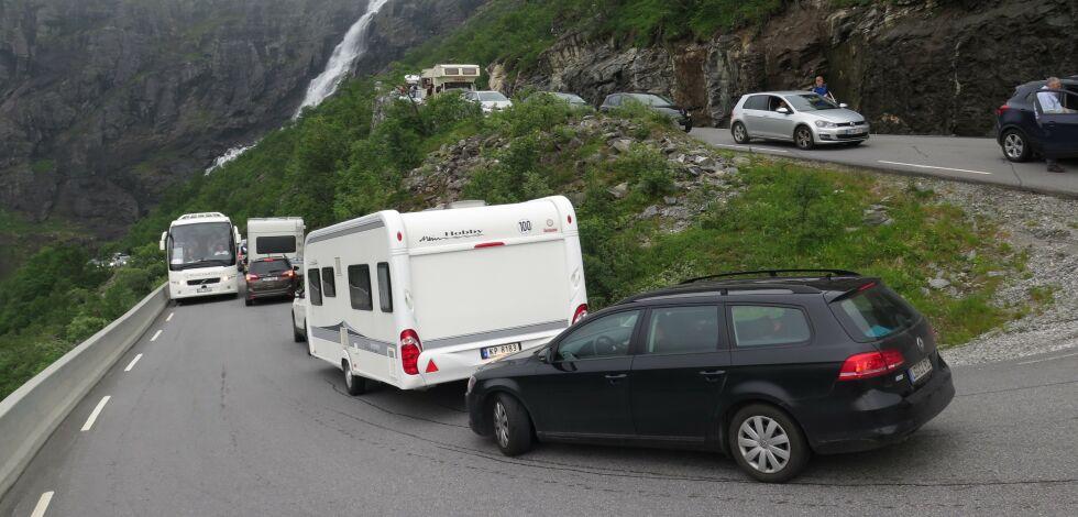 image: Hit kjører turistene i sommer
