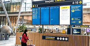 image: Advarer mot flyreiser