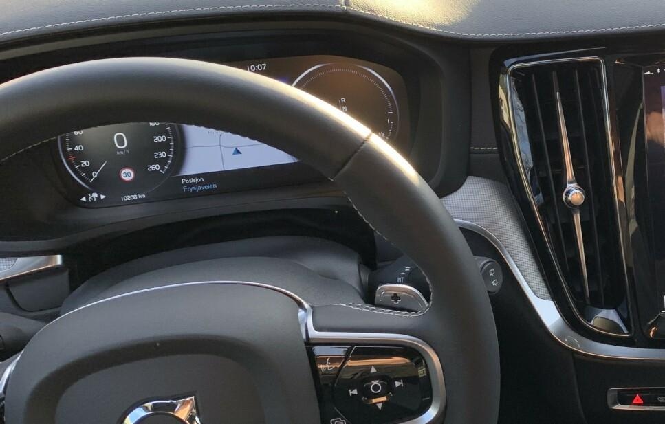 POTENSIELL TABBE: Om du har avtalt å bare kjøre 8.000 årlige kilometer med forsikringsselskapet, men for eksempel kjørt 10.208 (som denne bilen har kjørt til sammen) kan det gjøre at du ikke får like god hjelp ved et eventuelt uhell. Foto: Øystein B. Fossum