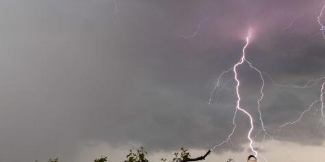 image: Ikke gjør dette i lyn- og tordenvær