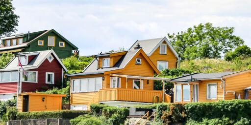 image: Frykter hyttebråk