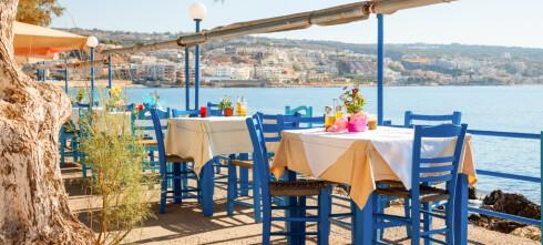Nå starter charterturene til Hellas igjen