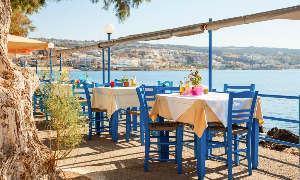 NORGESFAVORITTEN KRETA: Charterselskapene TUI og Apollo gjenopptar reisene til Kreta og Rhodos fra midten av juli. Foto: Shutterstock/ NTB scanpix