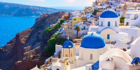 Hellas: Åpner flyplassene på greske øyer