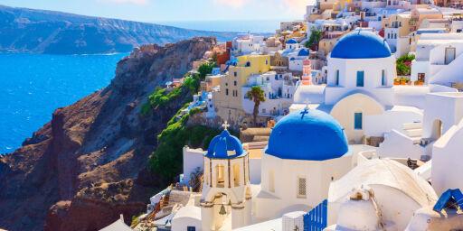 image: Hellas: Åpner flyplassene på greske øyer