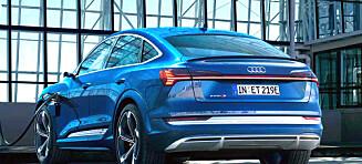 Ny e-tron fra Audi