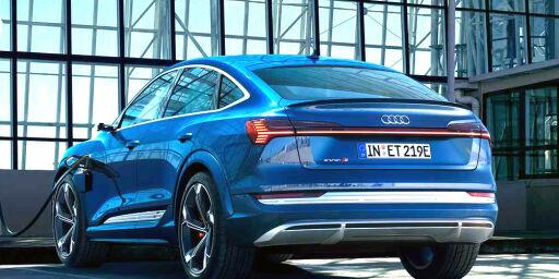 image: Ny e-tron fra Audi