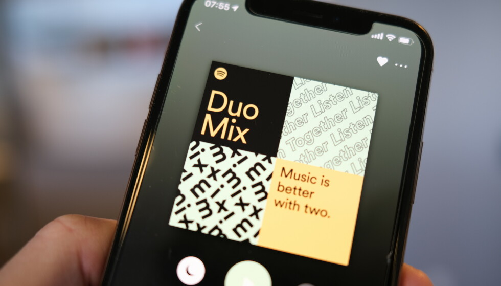 PREMIUM DUO: Spotify introduserer et nytt abonnement. Foto: Martin Kynningsrud Størbu