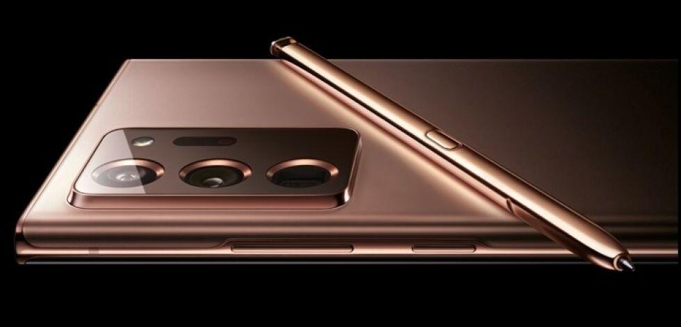 image: Dette er trolig Samsung Galaxy Note 20 Ultra