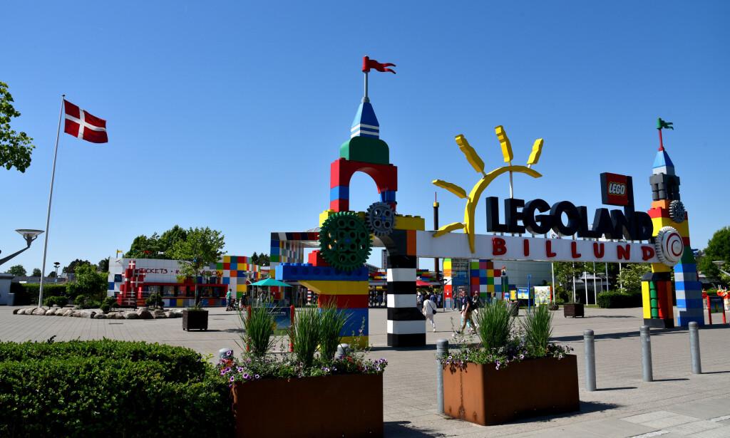 DANMARK OG LEGOLAND I SOMMER? Pass på hvor du kjøper billettene; kjøper du noe du tror er et kupp hos fergeselskapene, betaler du akkurat nå mye mer enn nødvendig. Foto: Legoland