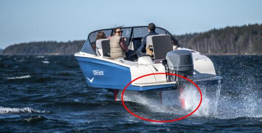 Flyvebåt i norsk feriefavoritt