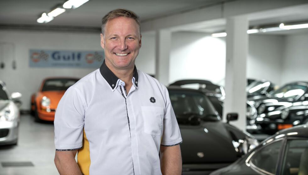 EKSPERT: Bjørn-Aage Bredal er salgs- og markedssjef i Garasjetid.