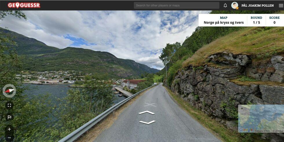 image: Gjett hvor i Norge du er?