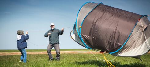 Tabbene som kan ødelegge teltturen