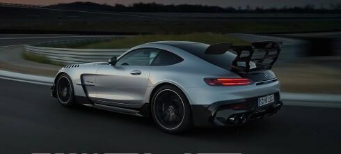 Råeste Mercedes - med god margin!
