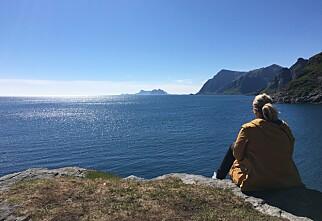 To av tre velger Norge
