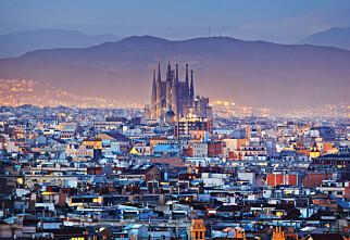 Tredobling av covid-19-smitte i Barcelona