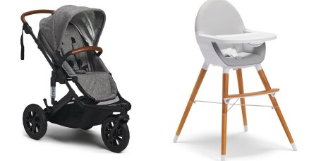 Jollyroom tilbakekaller barnestol og barnevogn