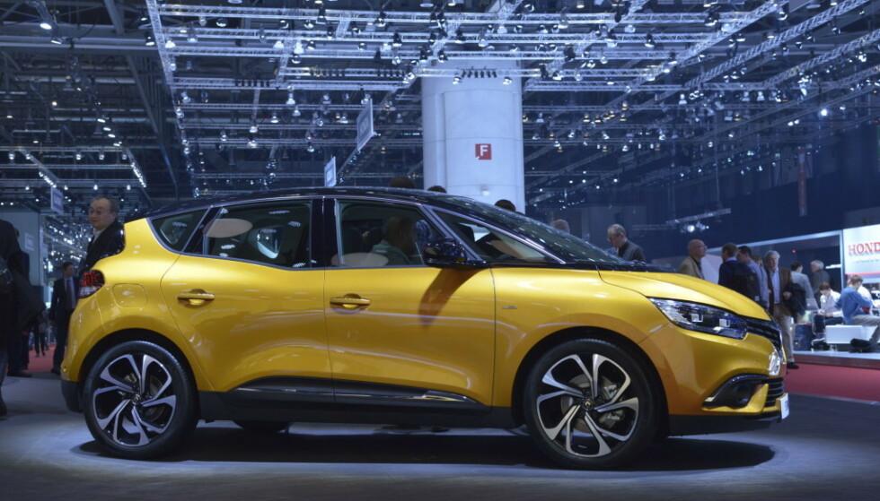 Krisetall for Renault