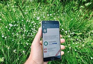 Ny app lar deg sjekke norske dyre- og blomsterarter